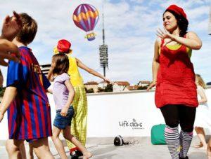 Fiestas infantiles Albacete cumpleaños