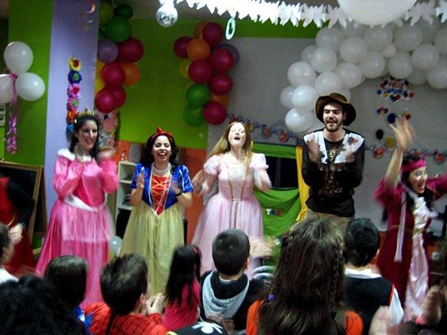 Fiestas infantiles Valencia