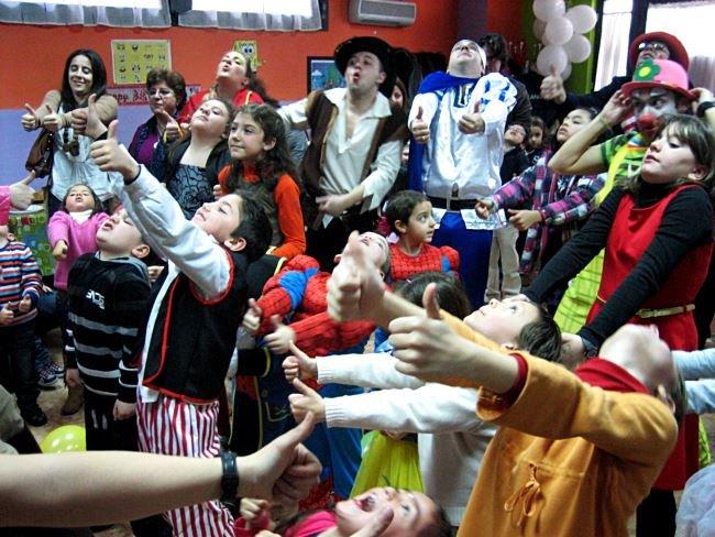 Animaciones fiestas infantiles Murcia, Alicante, Valencia