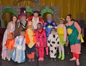 Animadores de fiestas Infantiles en Alicante, Valencia y Murcia