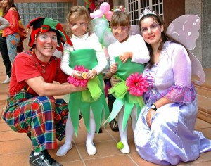 Fiestas infantiles en Almería