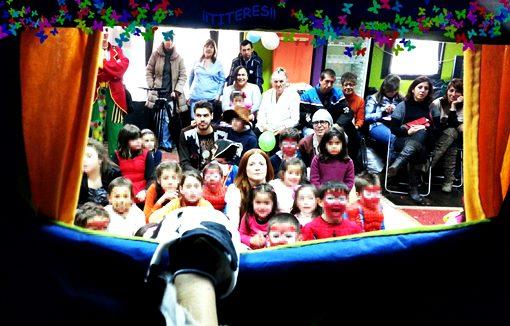 Espectáculos para fiestas infantiles