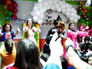 Espectaculos para fiestas infantiles a domicilio
