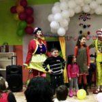 Payasos para cumpleaños en Almería