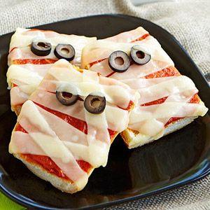 C mo hacer comida divertida para ni os de manera sencilla for Articulos decoracion halloween