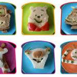 comida divertida para niños y niñas