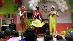 Animadores fiestas infantiles almería alicante valencia murcia