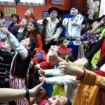 Animadores fiestas infantiles carnaval alicante valencia, murcia almería