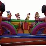 Castillo Disney 7x4m