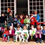 Animadores magos y payasos para comuniones en Almería
