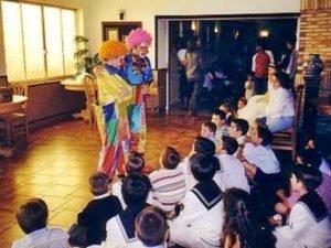 Animadrores magos payasos comuniones Albacete