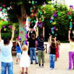 Organizar fiestas cumpleaños infantiles en Murcia, Alicante, Almería y Valencia