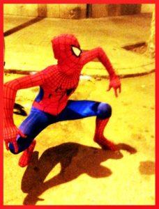 cómo organizar fiesta infantil de superhéroes