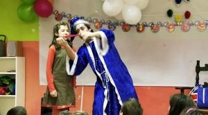 Fiestas con magos y payasos Almería, Murcia, Alicante y Valencia