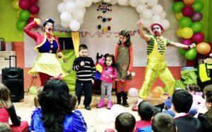 Fiestas con magos y payasos en Almería, Murcia, Alicante y Valencia
