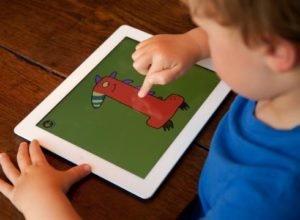 Aplicaciones infantiles educativas