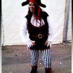 Fiestas temáticas de piratas en Valencia, Murcia, Almería y Alicante