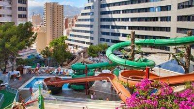 Hoteles con animación en Almería, Valencia, Murcia y Alicante