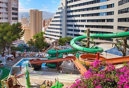 hoteles valencia con ninos: