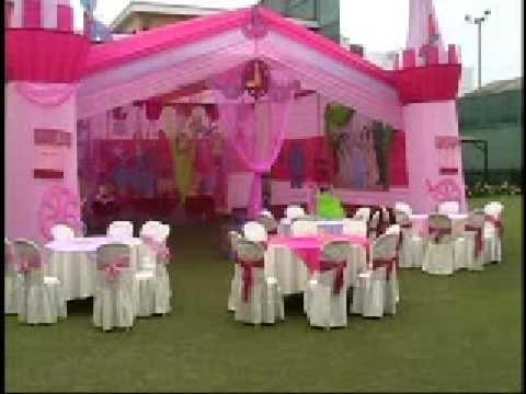 C mo organizar una fiesta de cumplea os de princesas - Fiestas de cumpleanos de princesas ...