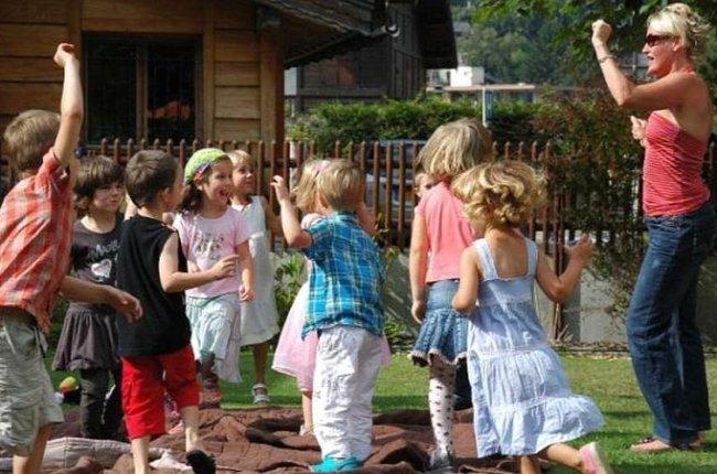 juegos para nios en fiestas infantiles