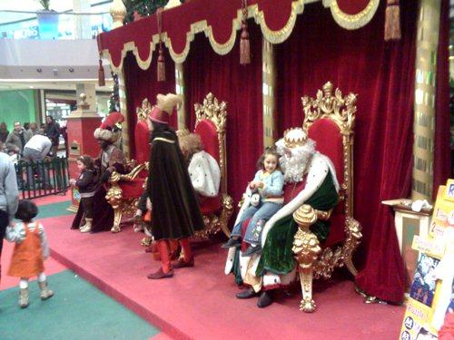 Navidad con niños en Valencia, Alicante, Murcia y Almería