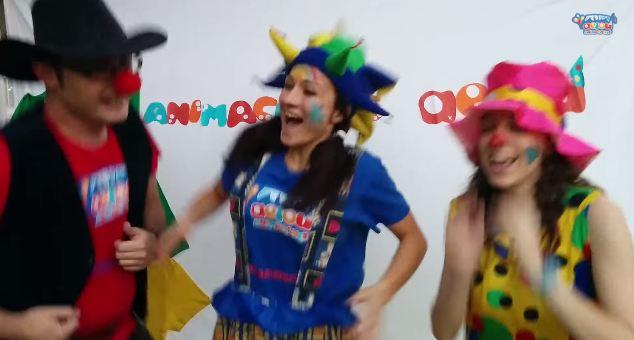 Canciones y bailes infantiles Si tú tienes muchas ganas...