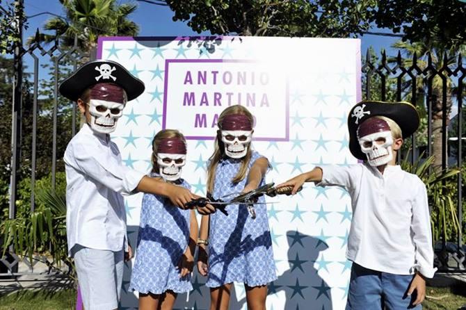 fiestas temáticas de piratas