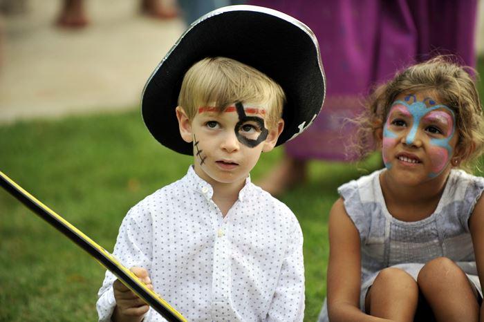 Cómo hacer un disfraz infantil de pirata