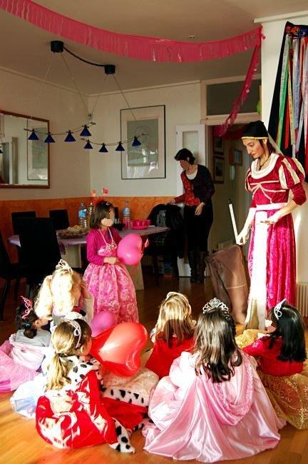 fiesta de carnaval infantil casa