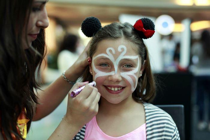 Maquilladores para fiestas infantiles en Alicante, Murcia, Almería y Valencia