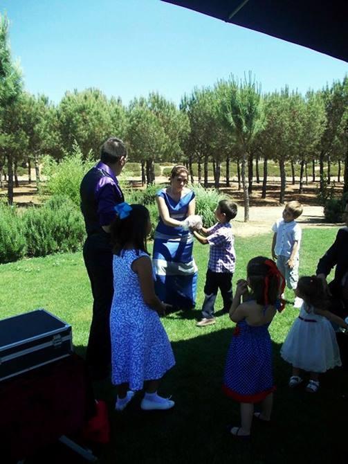 animadores para fiestas infantiles Valencia Alicante Murcia cumpleaños a domicilio