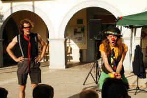 Animaciones para comuniones en Valencia Alicante Murcia y Almería