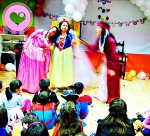 Fiestas infantil es incendia Valencia
