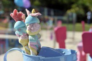 Fiestas de cumpleaños infantiles en verano