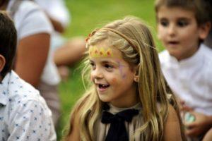 Fiestas de cumpleaños infantiles verano