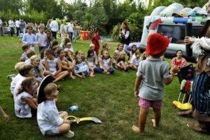 Juegos infantiles para una noche de San Juan con niños