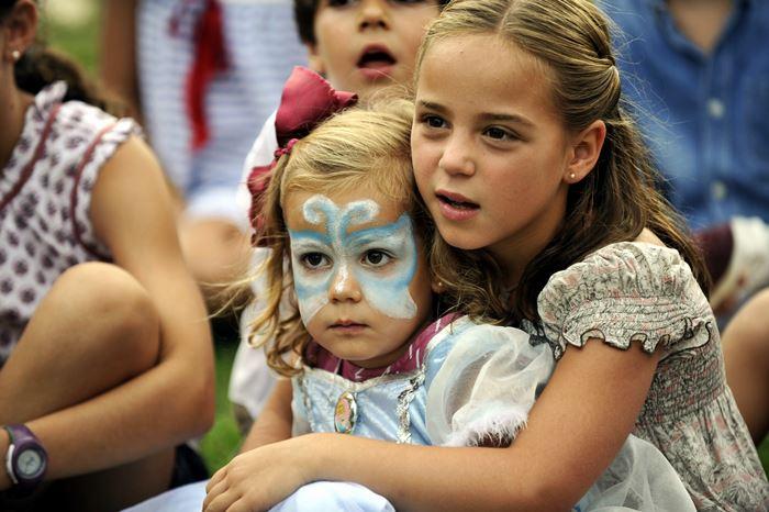 Juegos Infantiles Para Una Noche De San Juan Con Ninos