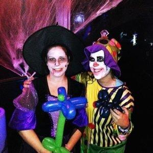 Animación de fiestas de Halloween en Almería