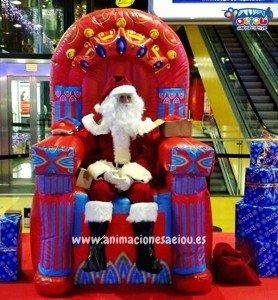 fiestas infantiles navidad valencia alicante murcia almeria