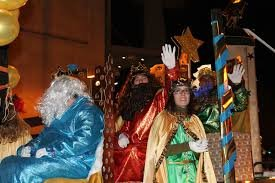 Cabalgata de Reyes en Alicante