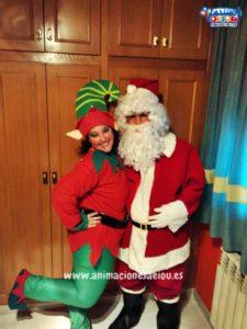 Contratar a Papá Noel en Castellón