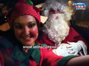 Contratar a Papá Noel en Castellón por Navidad