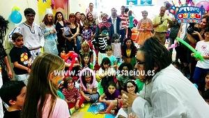 Animación para comuniones en Castellón