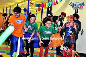 animación fiestas comunión Almería