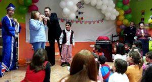 Fiestas cumpleaños infantiles en Valencia, Alicante, Murcia, Almería