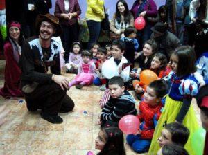 Fiestas de cumpleaños infantiles Valencia, Alicante, Murcia, Almería
