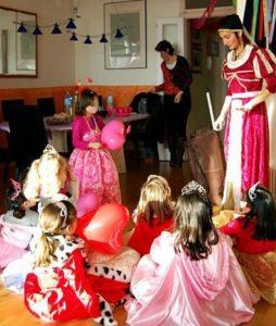 Fiestas de cumpleaños infantiles Valencia, Alicante, Murcia, Almería.