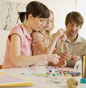 6 manualidades para hacer en familia