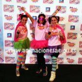 Animación para fiestas de cumpleaños infantiles en Albacete